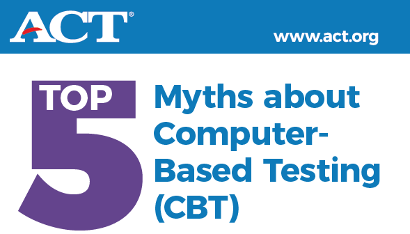 Top 5 Myths about Computer Based Testing