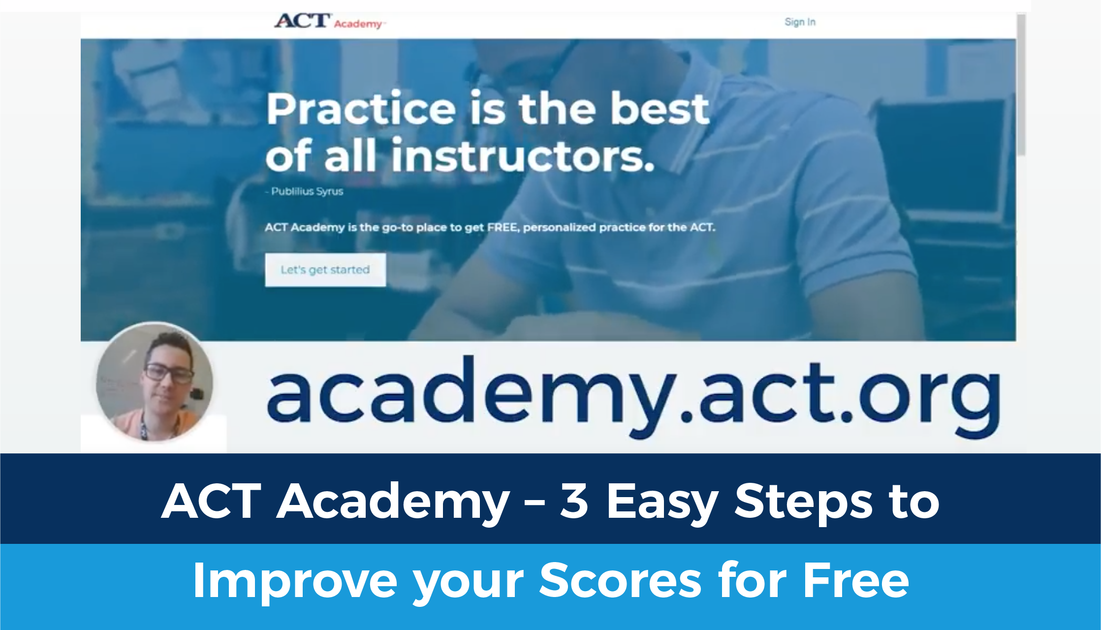 3 easy steps to improve your scores