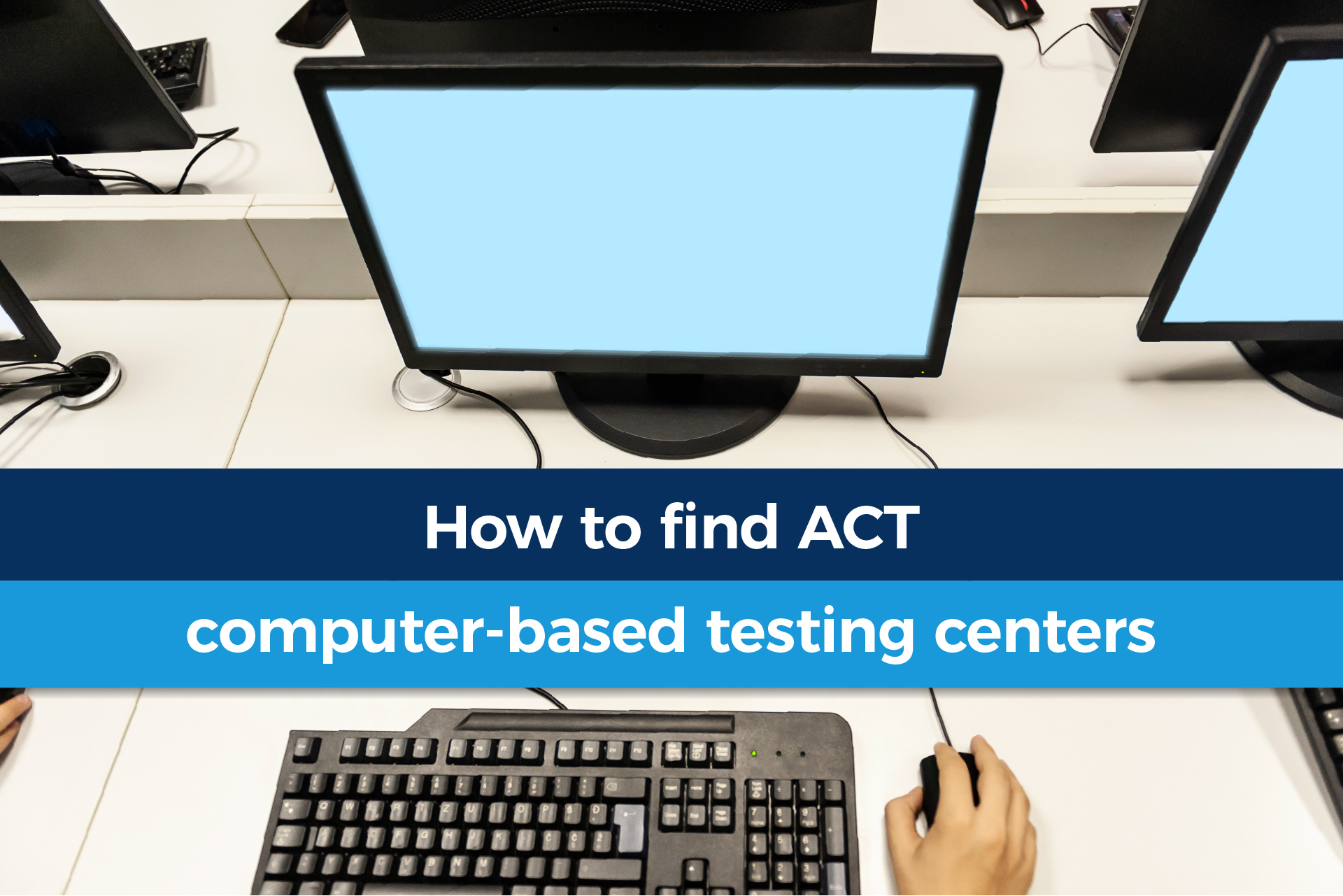 computer based testing centers